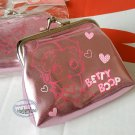Betty Boop Kiss Lock Coin Bag Purse Bags ladies girls