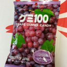 Japan Kasugai Gummy Candy GRAPE Flavor Soft Candies sweet snack candy gummy