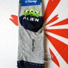 Disney Alien Sock ladies girls Socks 22 - 26cm grey