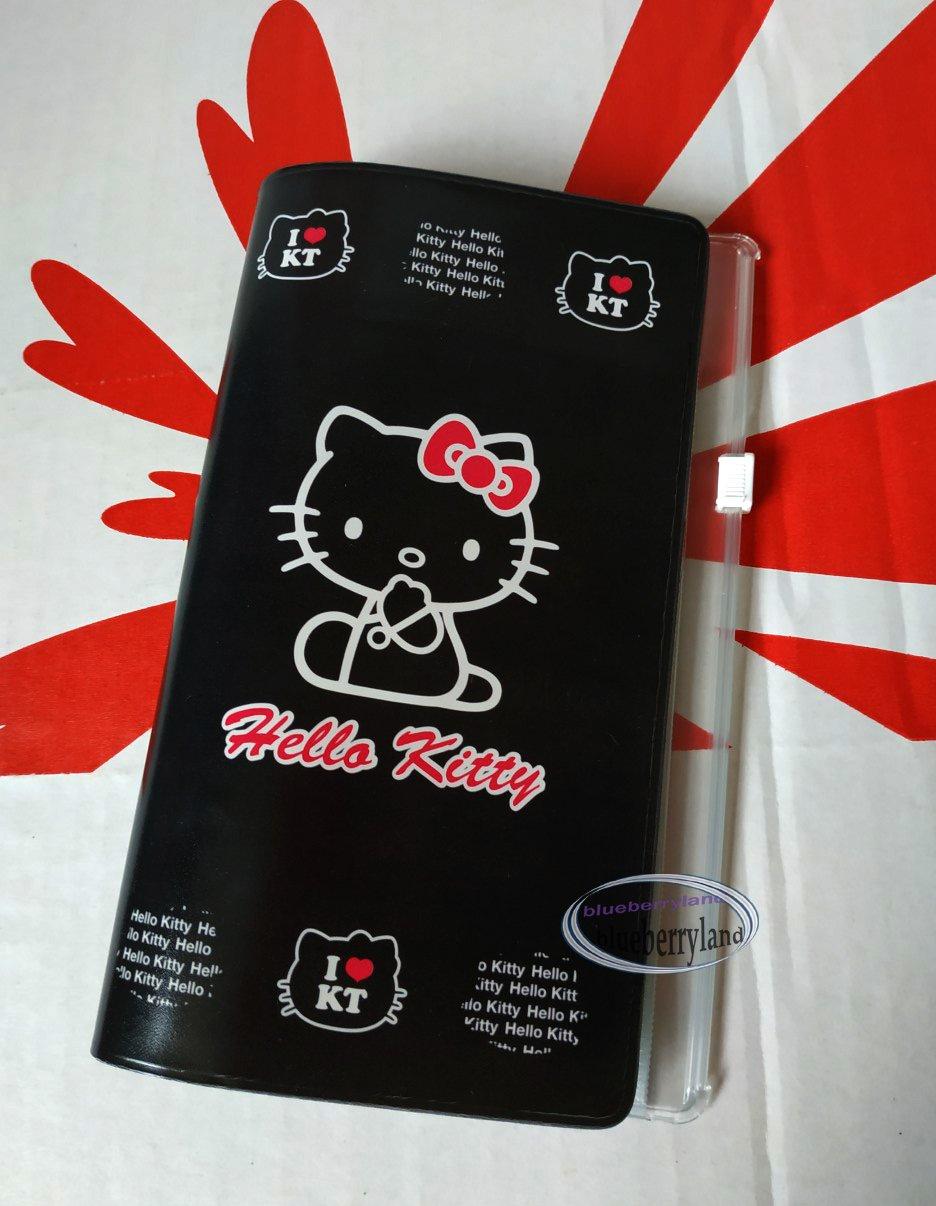 Sanrio Hello Kitty Passport Holder cover travel accessories Girls ladies