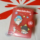 Sanrio Little Twin Stars ID Credit Card Organizer holder case bag ladies OV1