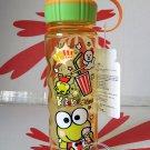 Sanrio Kerokerokeroppi Water Bottle BPA Free drinkware Juice container 450ml ladies girls kids
