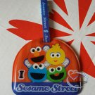 Sesame Street ELMO & Cookie Monster Luggage Name Tag holder Travel school bag Q4