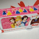 Zaini Disney Princess Chocolate Surprise 3 Eggs With Toy Figure Inside choco ladies kid A9