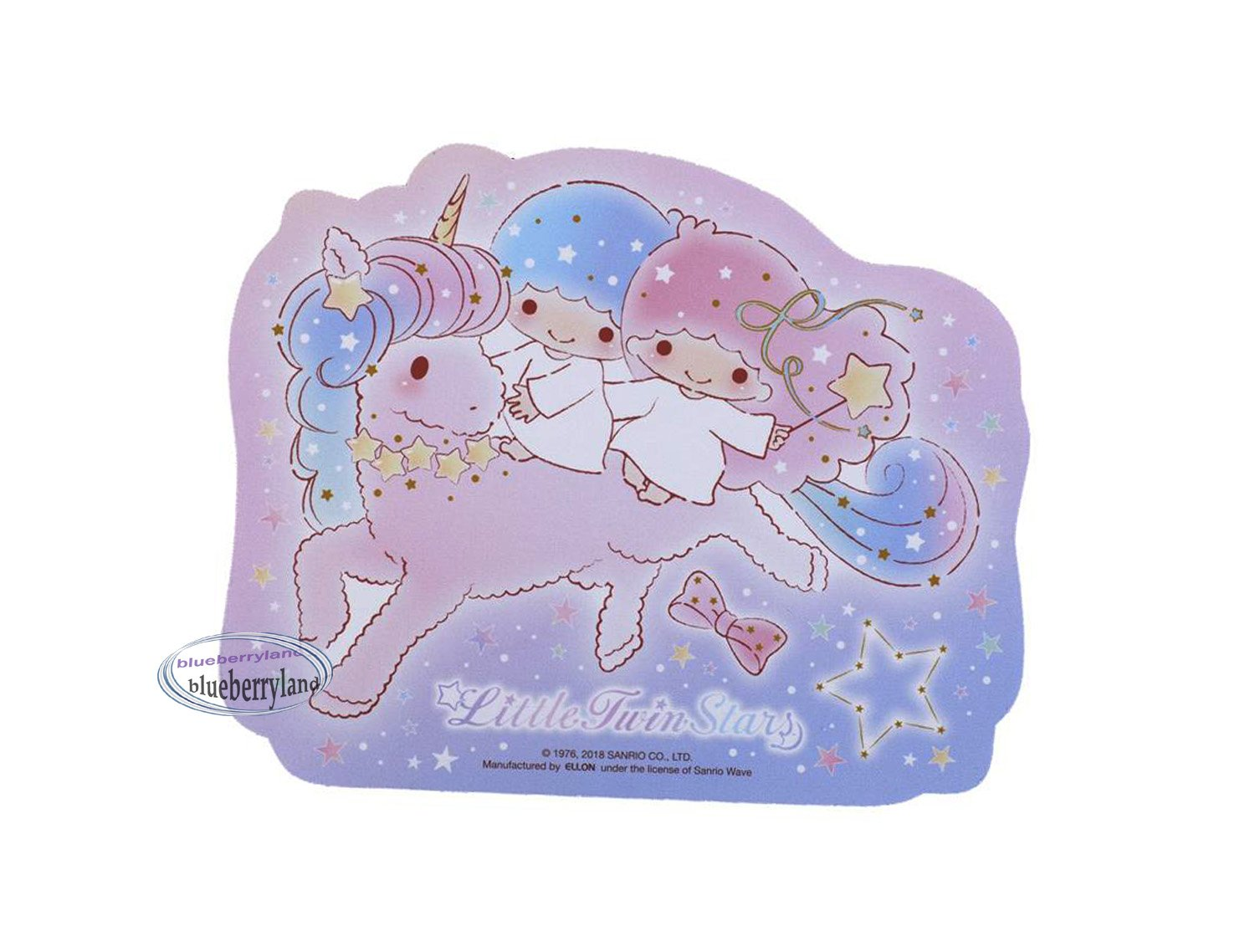 Sanrio Little Twin Stars Computer Mouse pad Mat PC Laptop home office business school �鼠�