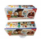 Zaini Disney Toy Story Chocolate Surprise 3 Eggs With Toy Figure Inside choco ladies kid NV