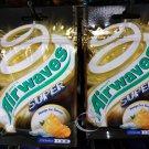 Wrigley's Airwaves Super Mango Ice Flavor Sugar-free Gum x 2 Packets