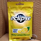 Wrigley's Eclipse Chewy Mints Minty Lemon Flavor Candy 45g x 2 Packets