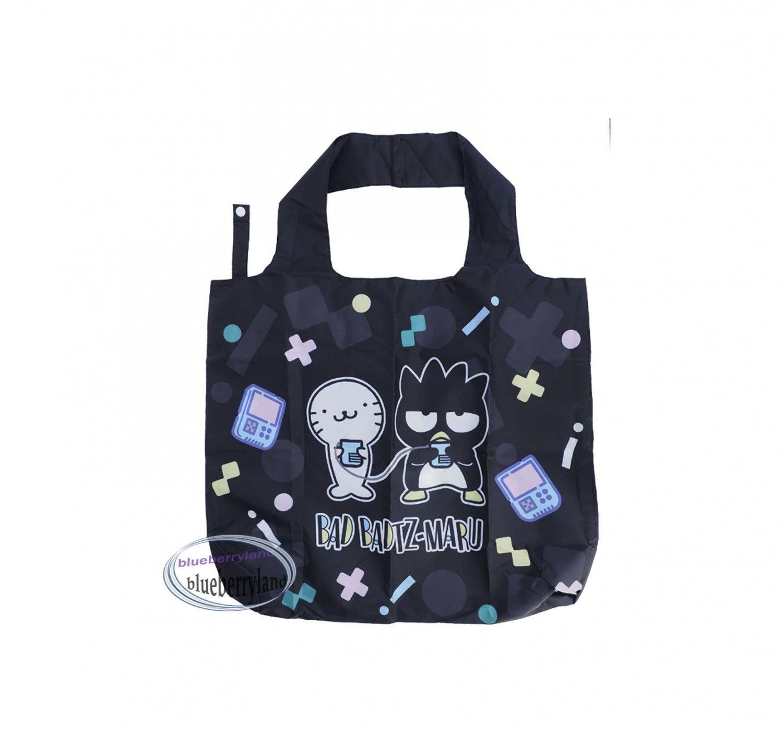 Sanrio Bad Badtz-maru XO Shopping Eco Tote Bag handbag women ladies girls ���購��