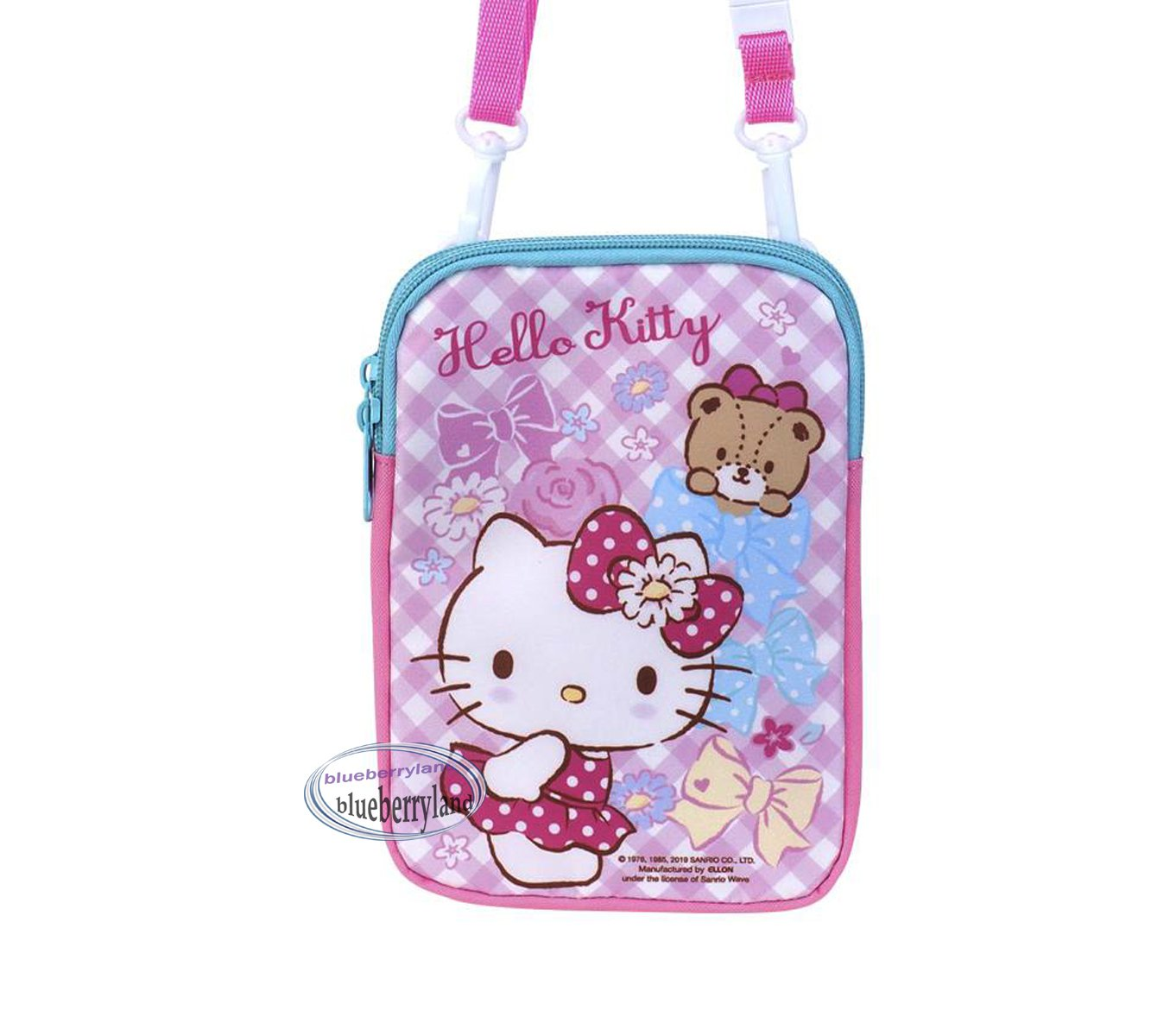 Sanrio Hello Kitty small Shoulder Cross Body Pouch Bag Causal Bags girls kids