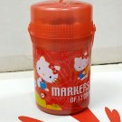 Sanrio Hello Kitty Markers of 12 Colors marker pen stationery back to school