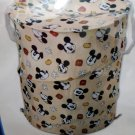 Disney MICKEY MOUSE Large Laundry BIN BAG Basket Popup Storage