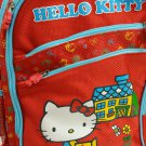 Sanrio Hello Kitty Authentic Back to School Backpack College Camping bag with feet on the bottom