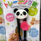Japanese Beginner Children kid Training Learning Chopsticks Helper PANDA cutlery