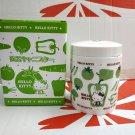 Sanrio Hello Kitty Round Porcelain Ceramic Food Storage Container Jar with Lid kids girls ladies GC