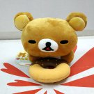 Japan San-X Rilakkuma Cafe Relax Bear Plush Doll figures toys