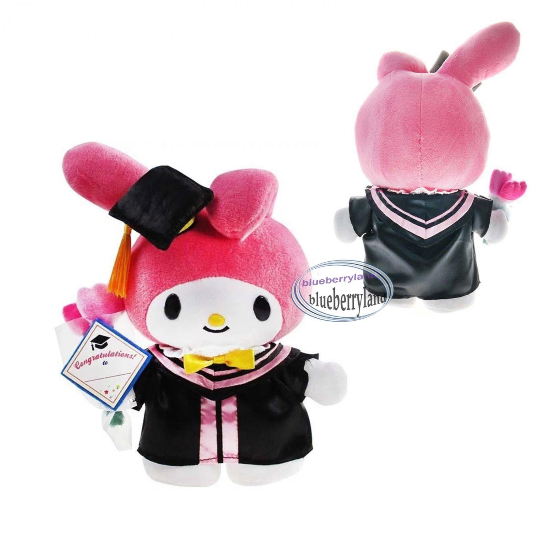 Sanrio My Melody 30cm Tall Plush Doll figure Graduation GIFT school university girls