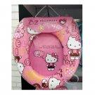 Sanrio Hello Kitty Baby Soft Padded Potty Toilet Training Seat