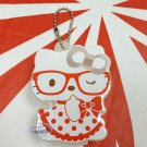 Japan Sanrio Hello Kitty Plastic box Girl Accessories Pills Case Red ladies