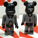 Medicom Toy 2001 Be@rbrick 100% Bearbrick Figure Junkie
