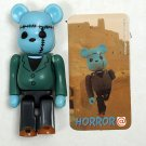 Medicom Toy 2001 Be@rbrick 100% Bearbrick Series 2 Horror Action Figure S2 collectible