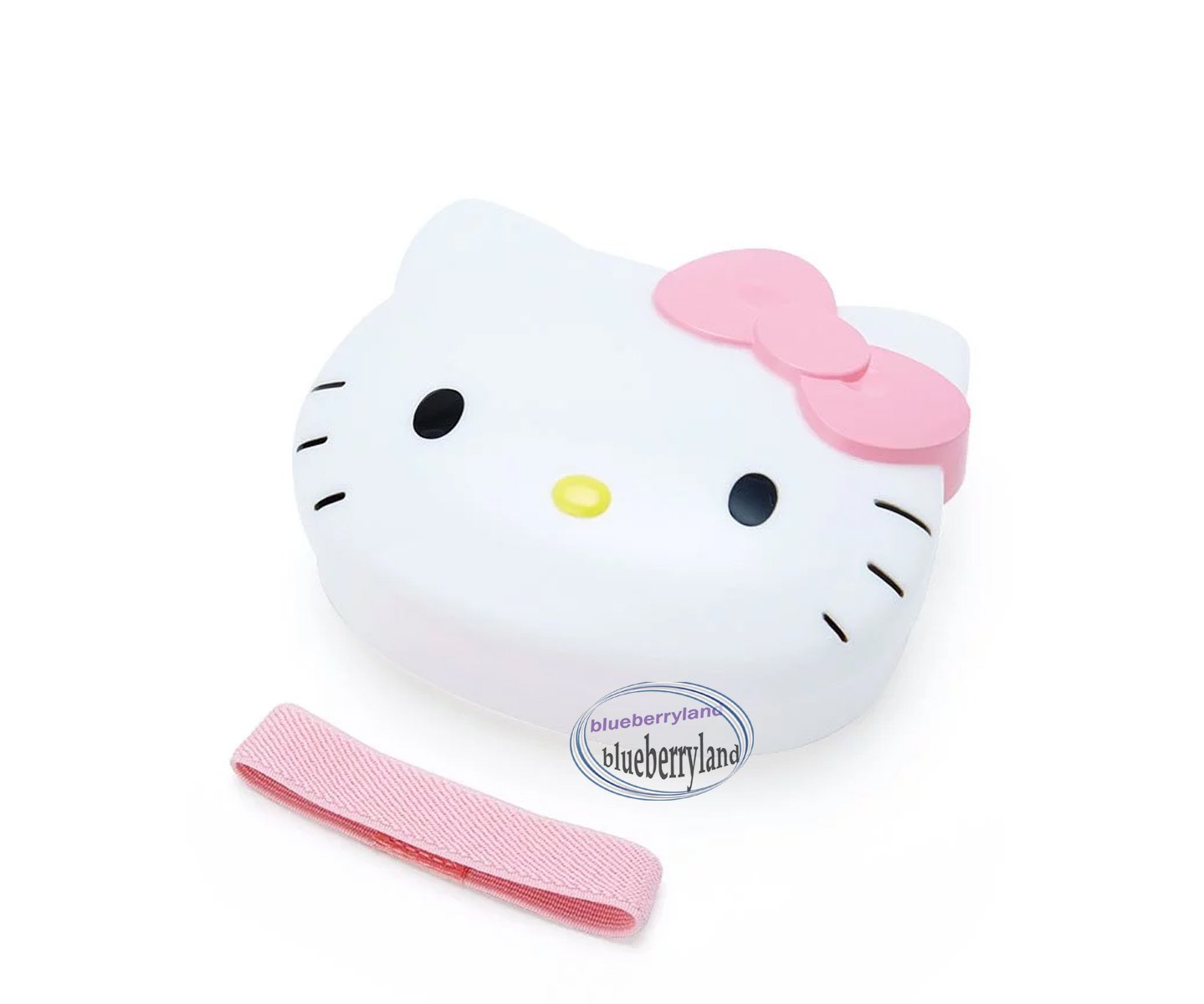 Sanrio Hello Kitty Bento Lunchbox Food Container Microwaveable Plastic box