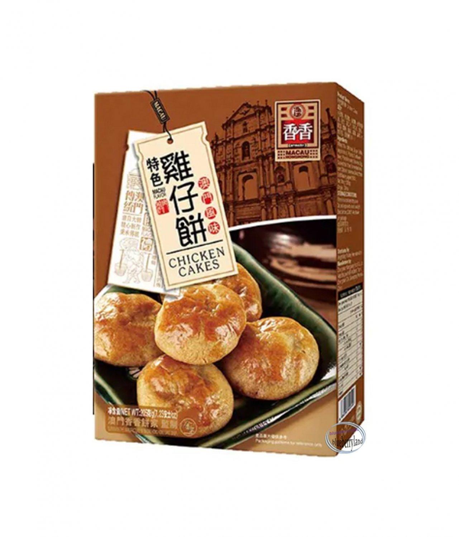 Macau Chicken Cakes 205g 澳��������