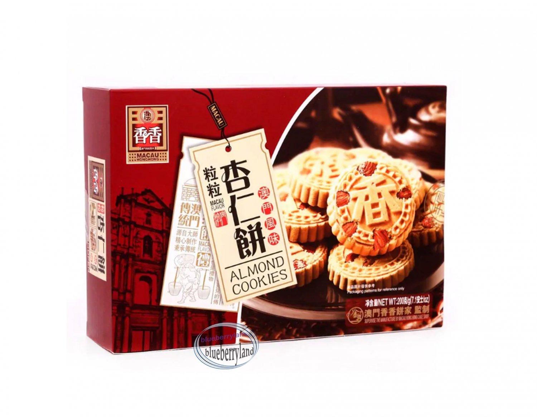 Macau Almond Cookies 200g 澳��������
