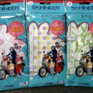 Skrineer Disposable 3 Ply Surgical Face Mask 5 Pcs x 3 Packets health care adult Masks set children