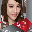 Revlon TOP SPEED Hair Color Natural Brown covers Grey hair in 5 mins women ladies girl