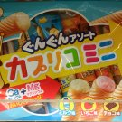 Japan Glico Caplico 10 Stick Ice Cream Assort Pack cookie snack sweet