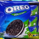 Oreo Less Sugar Sandwich cookie Biscuit packs cookies biscuits snacks sweets