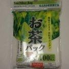 2x 100pc Empty Loose Leaf Tea Filter Bag set Disposable Spice bags Japan Kitchen