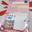 Sanrio HELLO KITTY Mini Letter Set Stationery back to school