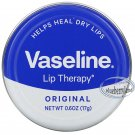 Vaseline Lip Therapy Oriainal lips tin heal dry lips natural Balm ladies lip care beauty