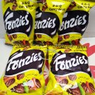 5 x Fonzies BBQ Curry Flavour Corn Chips Crispy Fried Snack