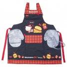 Sanrio Hello Kitty Kitchen Apron 79 x79cm kitchen ladies cooking girls baking