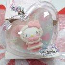 Sanrio HELLO KITTY Happy Sanrio Winter Charm collectible Figures Valentine gift items