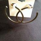 Fashion Silvertone Round drop earrings Jewelry Jewellery women ladies girl B