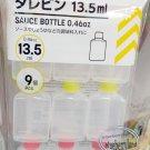 Japan Bento Lunch Soy Sauce cases 9 Pcs sets lunchbox party sauces bottle kitchen accessory