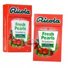 Ricola Swiss Herbal Sugar-free Mint Strawberry Pearls Candy 2 boxes Candies snack sweet