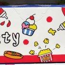 Sanrio HELLO KITTY Large Grip Seal Zip Lock Resealable Bag 26.8 x 27.9cm kitchen ladies 12 bags