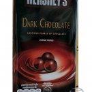 Hershey's Dark Chocolate Luscious Pearls of Chocolate 50g sweets choco