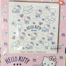 Sanrio Hello Kitty Bath Shower Curtain with rings 183 x 183cm bathroom household