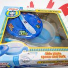 Thomas & Friends Baby Infant Toddler Feeding & Training Spoon Fork Plate Set for 4 months +