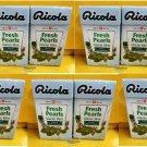 Lots of 10 Ricola Swiss Herbal Sugar-free Glacier Mint Fresh Pearls Candy Candies snack sweet