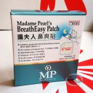 Madame Pearl's Breatheasy Patch 5 Pcs stuffy nose colds & nasal allergy health