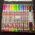 Sanrio HELLO KITTY Colouring Pens Set ART Marker Pen back to school gift girl 16