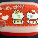 Sanrio Hello Kitty Food Container Set of 4p Bento LUNCHBOX kids school lunch box