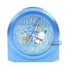 Sanrio Pochacco Alarm Clock with Melody MICRO-LIGHT / SWEEP SECOND ladies girl M